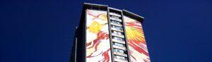 worlds tallest mural
