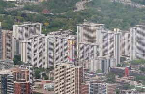 worlds tallest mural image captured from helicopter above toronto