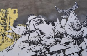 montreal mural festival artwork shocasing vilx1