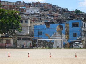 favela mural painting
