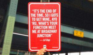 jay shells street art rap quotes