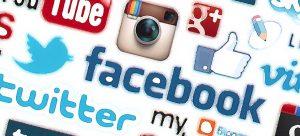 social media sites in artform