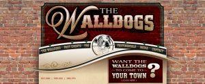 walldogs website homepage