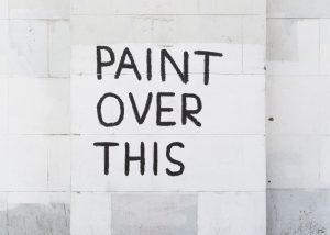ian stevenson paint over this graffiti