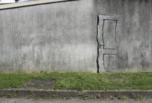 pejac doorway art