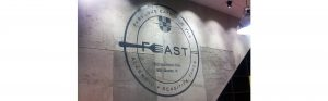 feast festaurant signage full