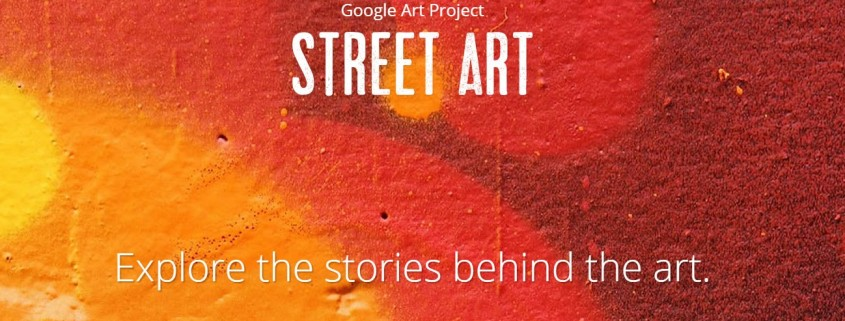 google art project street art homepage