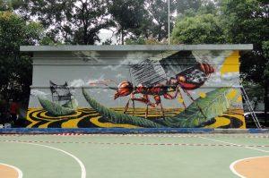 Fintan Magee Jakarta ant