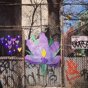 naomi rag yarn artwork