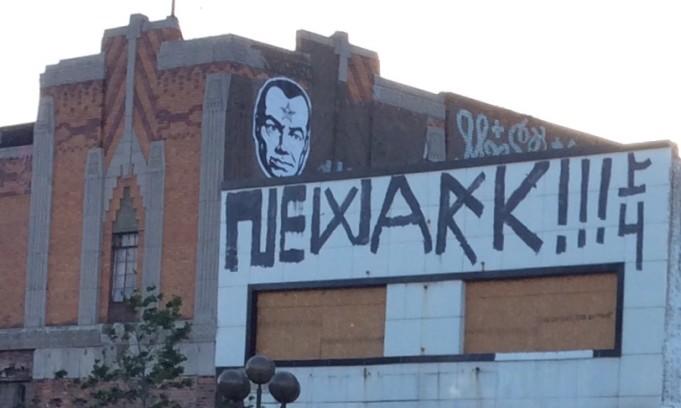 potential shepard fairey graffiti