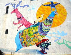 toronto nunavut mural