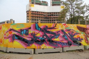 picture of street art by soten