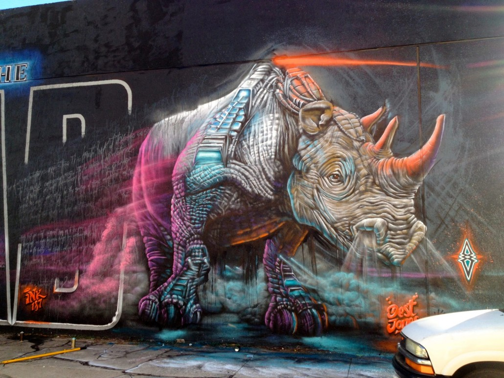 wynwood wall mural killer rhino by dest