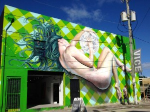 wynwood mural - water by martin ron