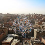 el-seed perception mural in cairo