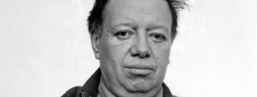 photograph of diego rivera