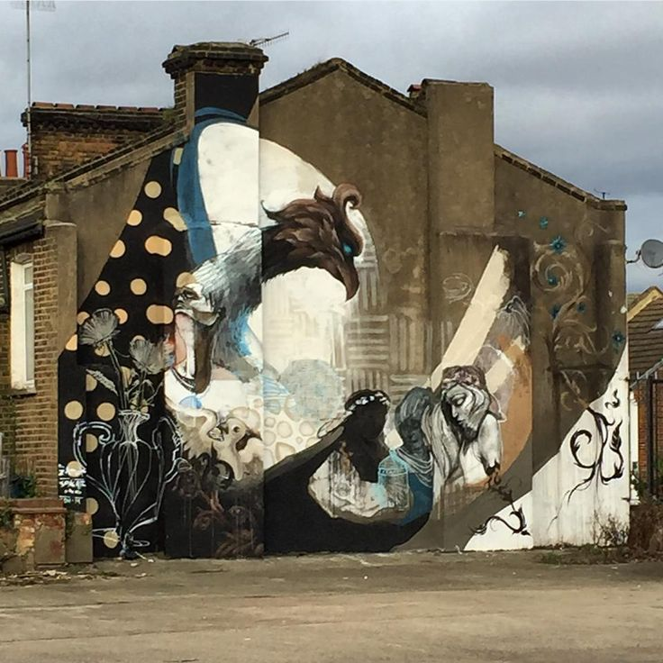 mural by zadok from artscape 2015
